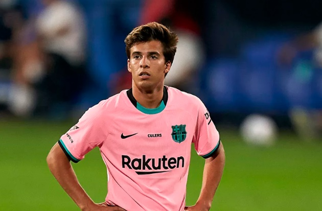Riqui Puig wanted by PSV and Porto - Bóng Đá