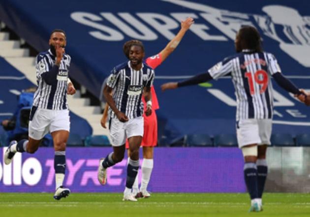 TRỰC TIẾP West Brom 3 - 0 Chelsea: West Brom ghi bàn thứ 3 - Bóng Đá
