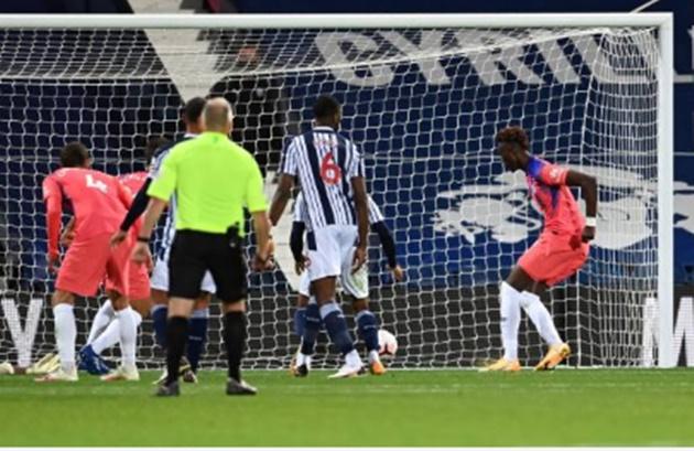 TRỰC TIẾP West Brom 3 - 3 Chelsea: Abraham giúp Chelsea gỡ hòa - Bóng Đá
