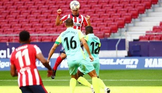 Màn ra mắt Atletico của Suarez - Bóng Đá