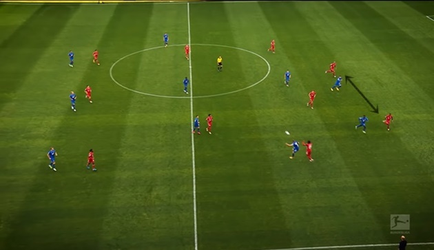Bàn thắng thứ 3 của Hoffenheim trước Bayern - Bóng Đá