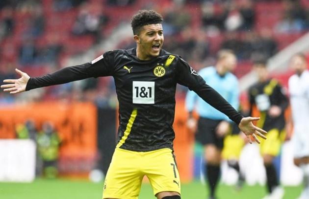 Dortmund's Sancho to miss Super Cup against Bayern - Bóng Đá