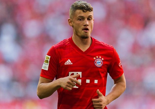 eeds United have reached an agreement with Bayern Munich for midfielder Mickaël Cuisance - Bóng Đá