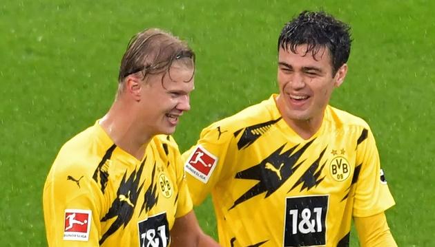 Gio Reyna makes history with assist hat-trick for Borussia Dortmund - Bóng Đá