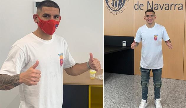 Atletico cần bán người trước khi mua Torreira - Bóng Đá