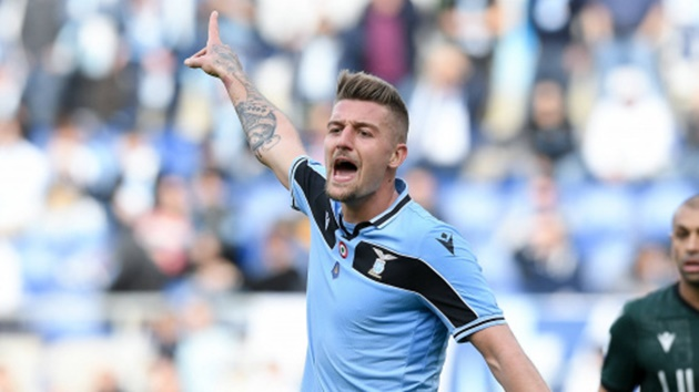 PSG, Juventus & Real Madrid transfer boost as Sergej Milinkovic-Savic asking price likely to fall in January - Bóng Đá
