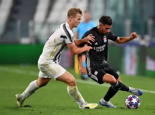 Juventus to bump ahead of Arsenal for Lyon's Aouar - Bóng Đá