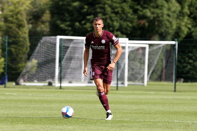 Cardiff City confirm loan signing of Leicester City's Filip Benkovic - Bóng Đá