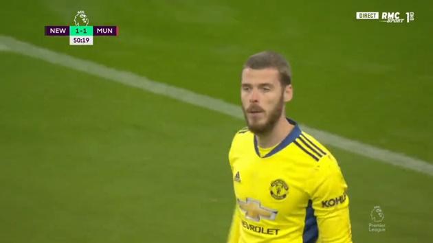 Chất xúc tác Deano đang giúp Man Utd thấy một De Gea