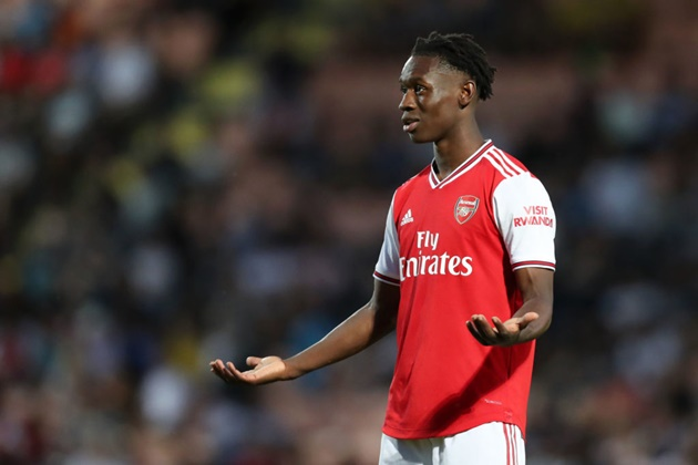 Folarin Balogun IS BETTER THAN LACAZETTE': SOME ARSENAL FANS WANT ARTETA TO PROMOTE ACADEMY STRIKER - Bóng Đá