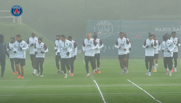 Neymar return training - Bóng Đá