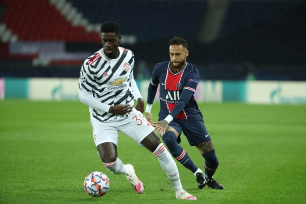 TUANZEBE: WE'RE IN THE CHAMPIONS LEAGUE TO WIN - Bóng Đá