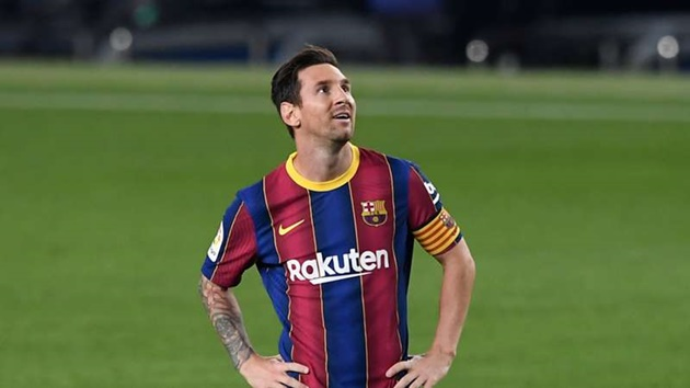 'If Messi plays like tonight, I can't complain!' - Koeman pleased with Barca star after criticism - Bóng Đá