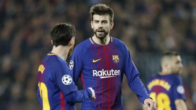 Pique: Messi deserves Camp Nou named after him - Bóng Đá