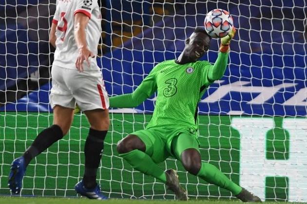 Trở thành thủ môn số 1 tại Chelsea, Mendy giải mã mối quan hệ với Kepa - Bóng Đá