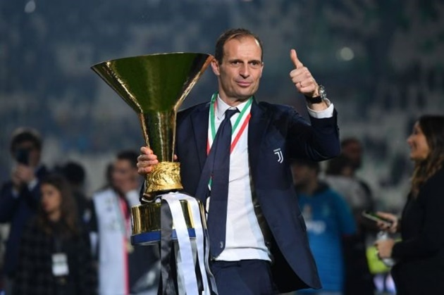 Max Allegri could be back in the dugout for a top European team soon - Bóng Đá