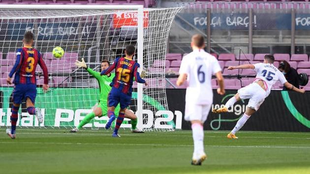 El Clasico: Zidane Found 'Holes' In Barcelona's Game, - Bóng Đá