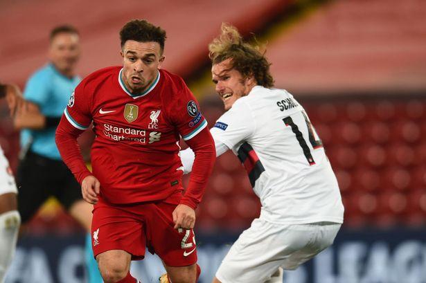 Liverpool fans react on Twitter to Xherdan Shaqiri's display - Bóng Đá