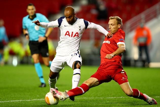 Tottenham fans react on Twitter to Pierre-Emile Hojbjerg's display - Bóng Đá
