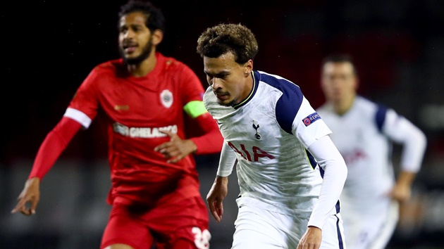 'Dele Alli is finished' – These Tottenham fans believe time's up on the England international's career in north London - Bóng Đá