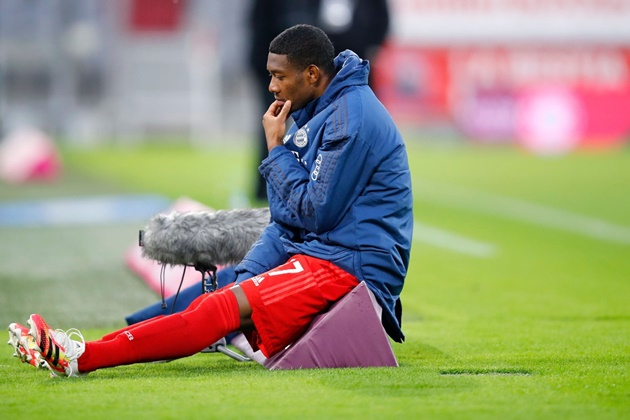 A third round of negotiations between Bayern and David Alaba's Agent Pini Zahavi took place - Bóng Đá