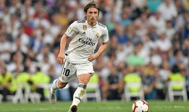 Inter & AC Milan Main Favourites To Sign Real Madrid Luka Modric - Bóng Đá