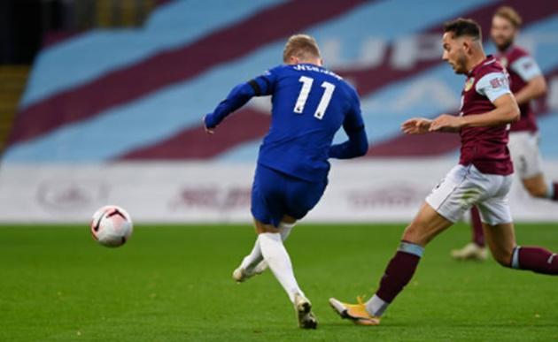 TRỰC TIẾP Burnley 0 - 3 Chelsea: Werner lập công - Bóng Đá