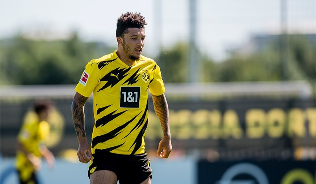 Tuy nhiên tính đến lúc này, Sancho đang thi đấu dưới phong độ. Anh hiện trải qua giai đoạn kém cỏi trong màu áo Dortmund.
