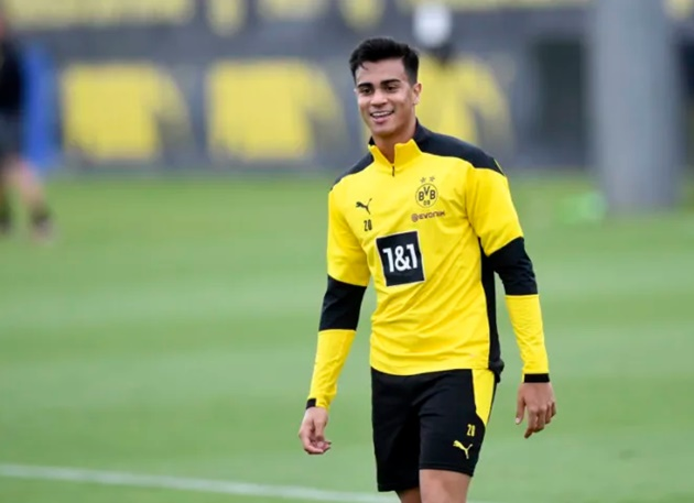 Reinier Jesus, tân binh Dortmund mượn từ Real Madrid, cũng là một nhân tố đáng chú ý khác.