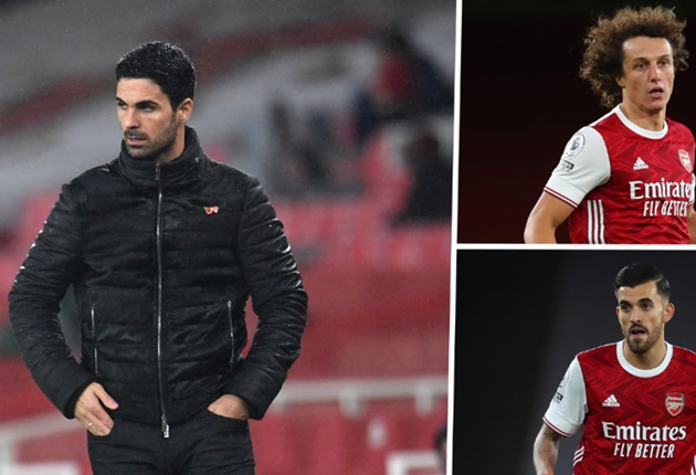 Mikel Arteta: 'There will be consequences over Luiz, Ceballos leak' - Bóng Đá