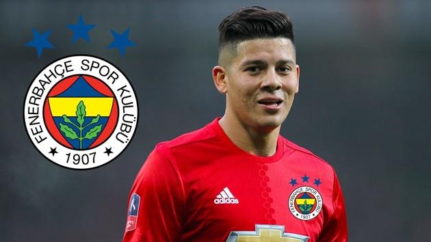 Fenerbahce plot January move for Man United outcast Marcos Rojo - Bóng Đá