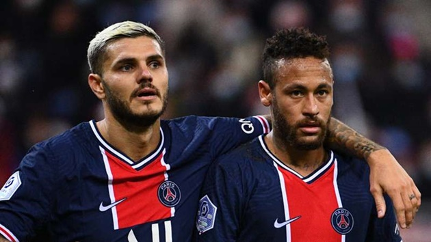 Icardi: An honour to play with Neymar & Mbappe at PSG - Bóng Đá