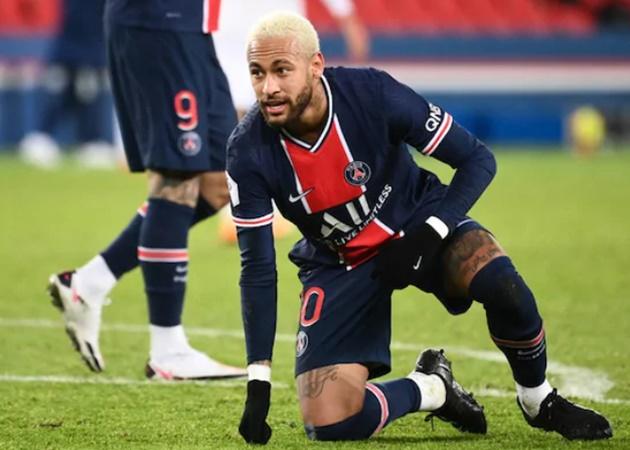Neymar chạm mốc ghi 50 bàn thắng cho PSG.