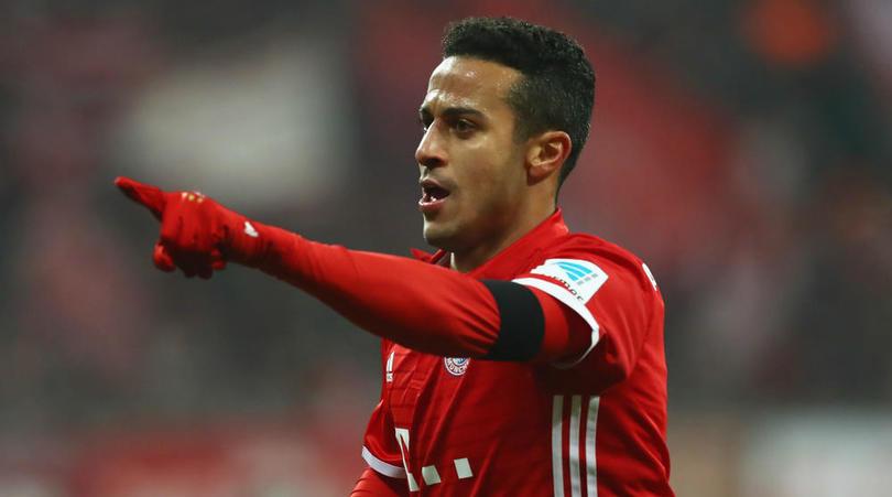 Sao Bayern chưa hết hân hoan vì vô địch lượt đi