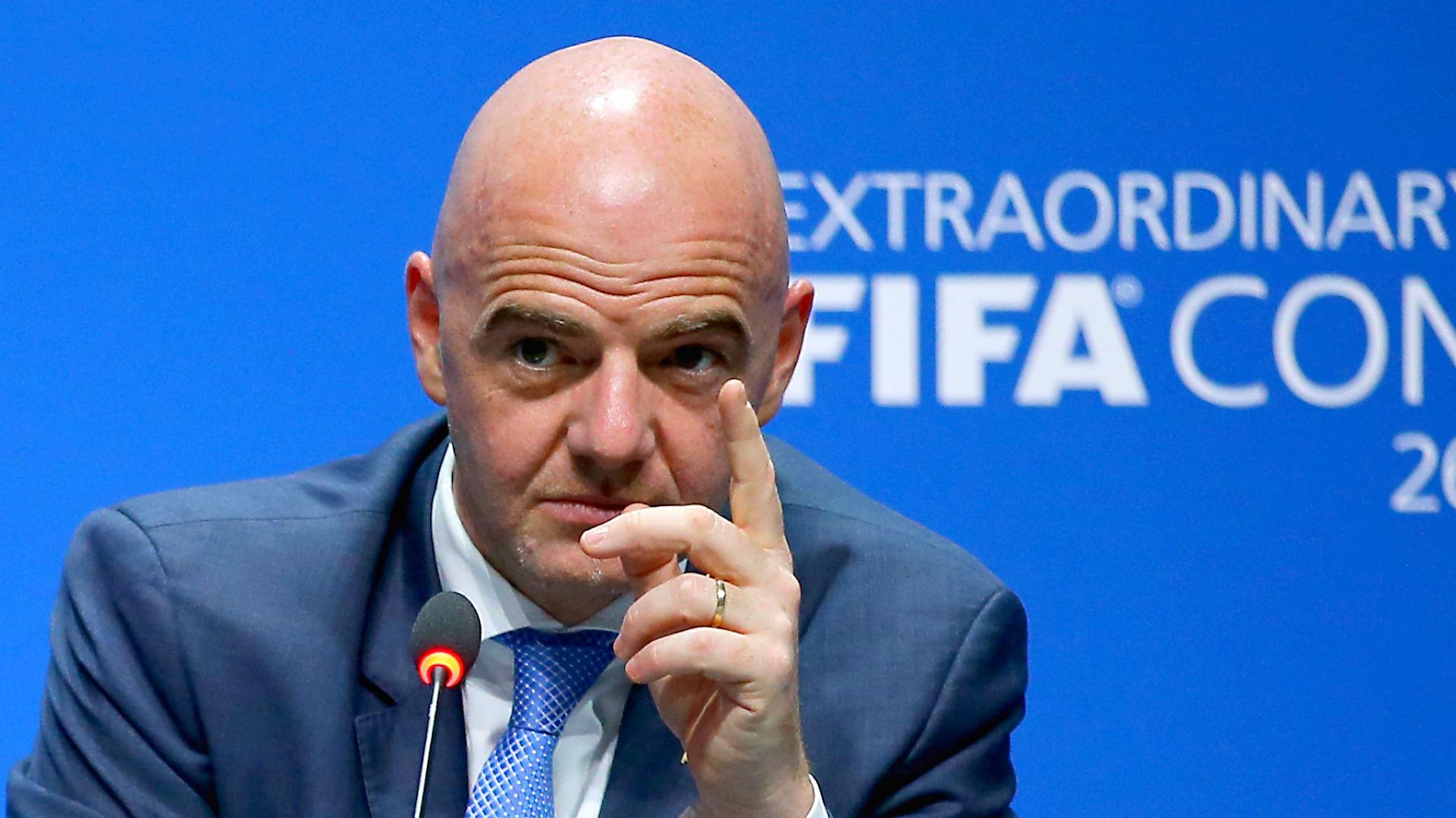 NÓNG: Dự án 48 đội dự World Cup đi đến hồi kết - Bóng Đá
