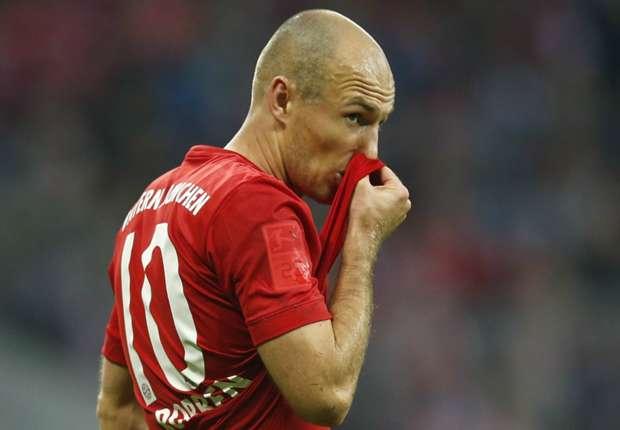 """Robben: """"Sang Trung Quốc chỉ có tàn sự nghiệp"""""""
