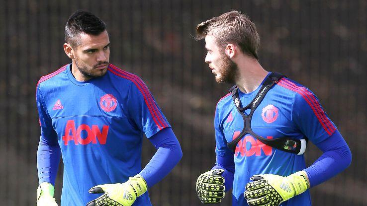 De Gea và Romero quan trọng với Man Utd - Bóng Đá