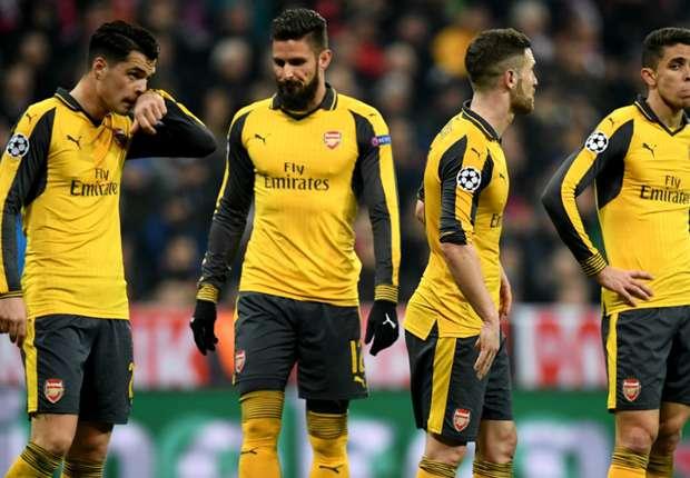 Thua sấp mặt Bayern, Arsenal nhận ngay thống kê tệ hại - Bóng Đá