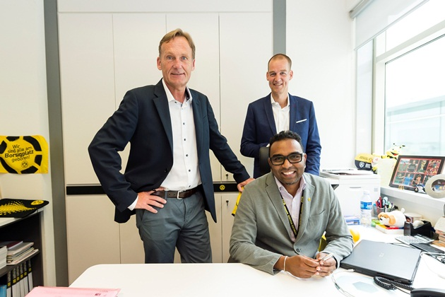 Dortmund quyết bành trường sang châu Á bằng GĐĐH mới - Bóng Đá