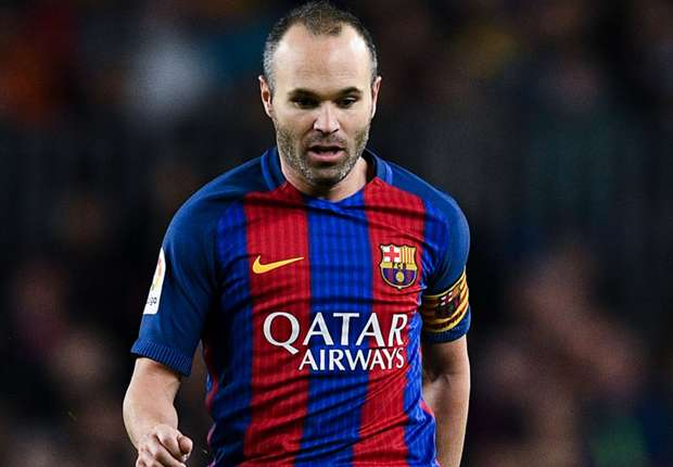 Iniesta muốn cống hiến trọn đời cho Barca - Bóng Đá