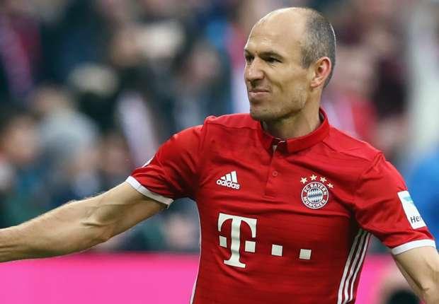 Robben hiến kế giúp Bayern lật kèo Real Madrid - Bóng Đá