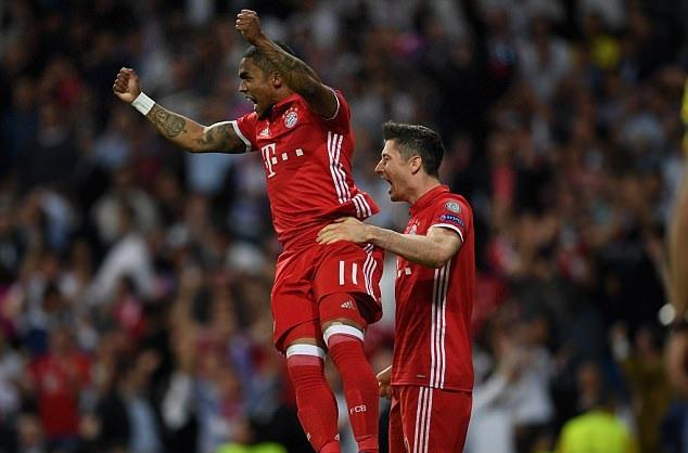 Nâng cấp hàng công, Tottenham nhắm sao chạy cánh của Bayern - Bóng Đá