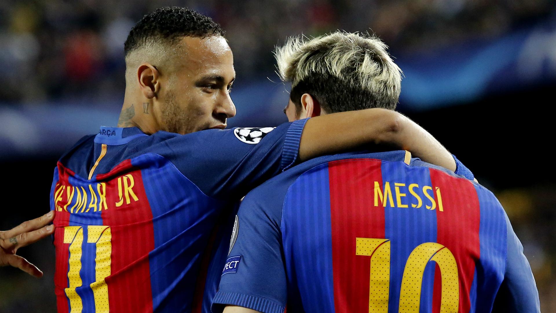 Neymar chưa hết sốc khi được chơi cạnh Messi - Bóng Đá