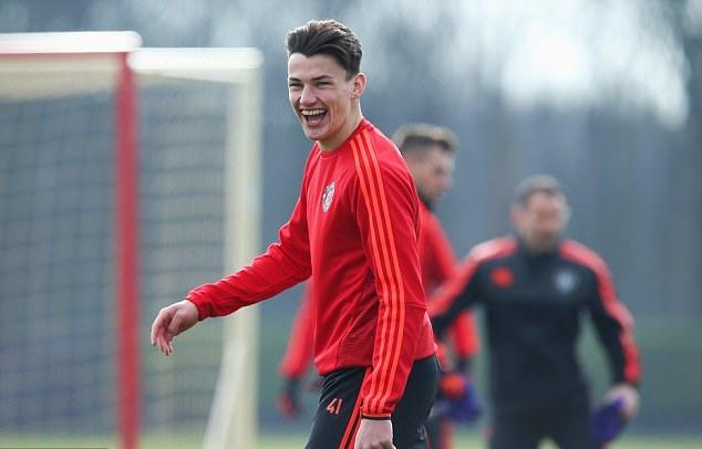 Man Utd tiếp tục đem cho mượn sao trẻ - Bóng Đá