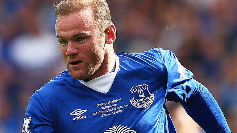 Hé lộ số áo của Rooney khi về lại Everton - Bóng Đá