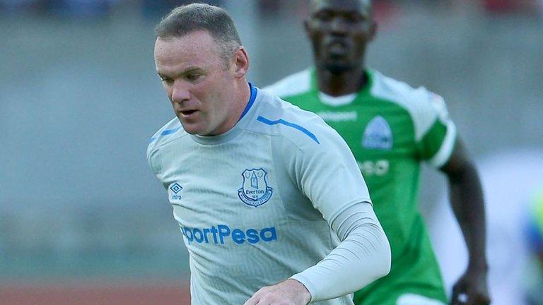 Rooney nói gì khi ghi bàn cho Everton? - Bóng Đá