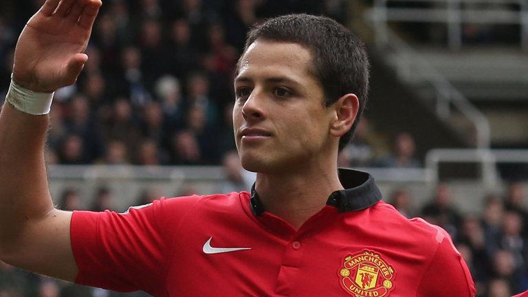 Chicharito nóng lòng đối đầu Man Utd - Bóng Đá