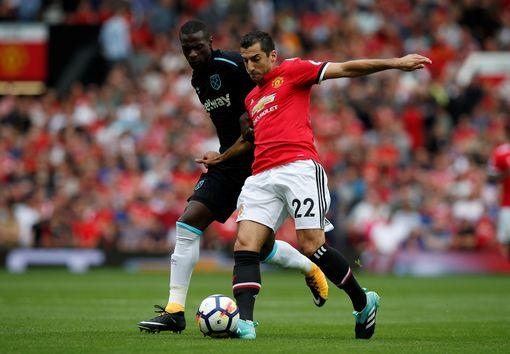 TRỰC TIẾP Man Utd 0-0 West Ham: Ép sân nghẹt thở (Hiệp 1) - Bóng Đá