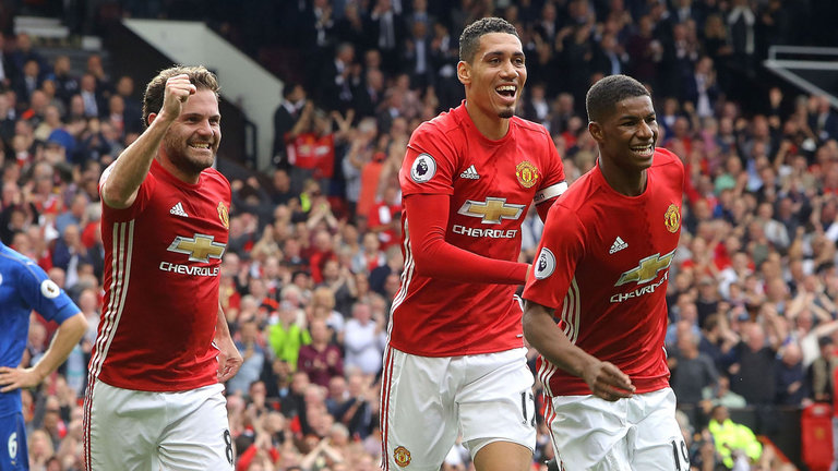 TRỰC TIẾP Man Utd vs West Ham: Mata, Rashford đá chính - Bóng Đá