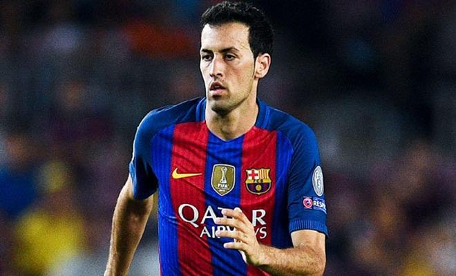Busquets kêu gọi Barca